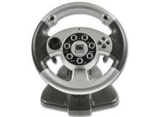[PS2|PC] Volant Speedlink SL-6682 - černostříbrný