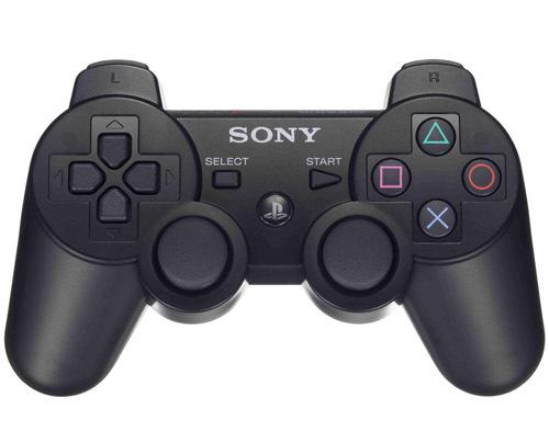 [PS3] Bezdrátový Ovladač Sony Sixaxis - černý