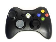 [Xbox 360] Bezdrátový Ovladač Microsoft - černošedý (různé estetické vady)
