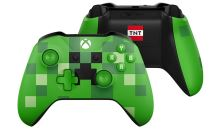 [Xbox One] S Bezdrátový Ovladač - Minecraft Creeper