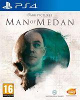 PS4 The Dark Pictures Anthology: Man of Medan (nová)