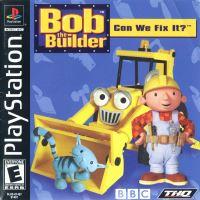 PSX PS1 Bob the Builder Can We Fix It, Bořek Stavitel