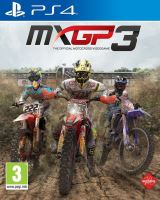 PS4 MXGP 3 (nová)