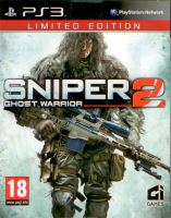 PS3 Sniper Ghost Warrior 2 Limited Edition (nová)