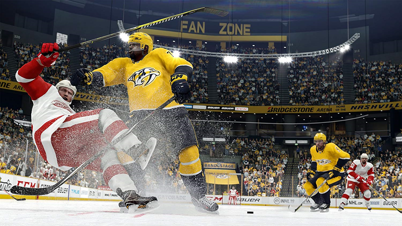 PS4 NHL 20 2020 (CZ)