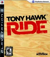 PS3 Tony Hawks Ride (pouze hra) (DE)