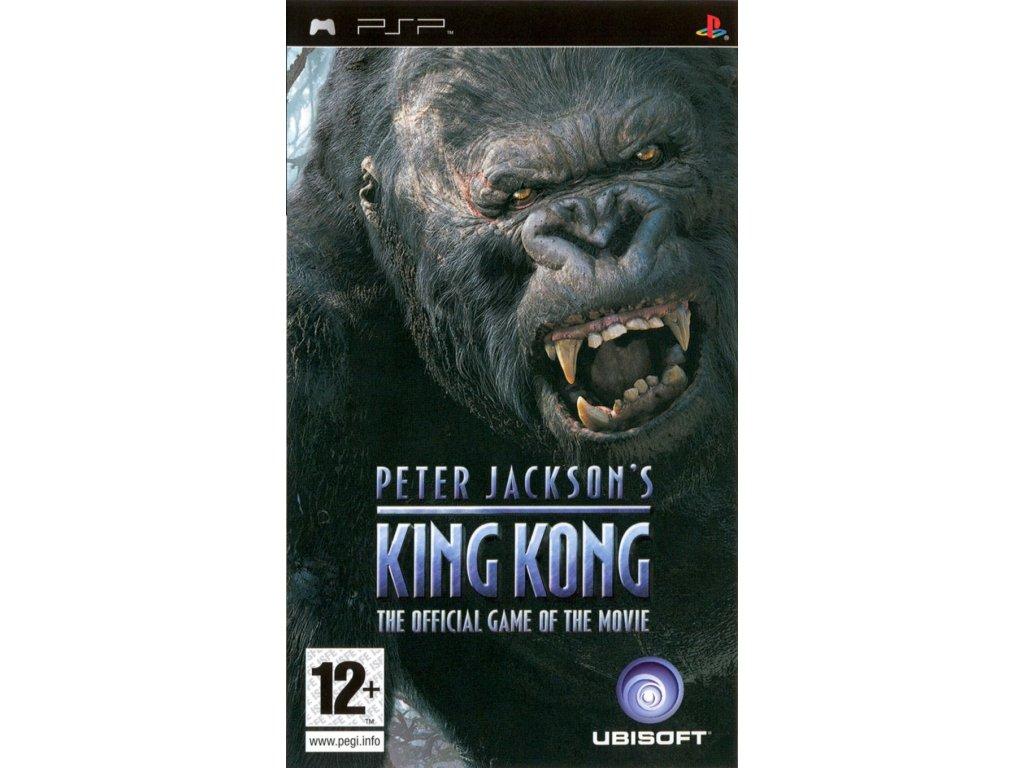 PSP Peter Jacksons King Kong