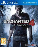 PS4 Uncharted 4: A Thief's End (CZ) (nová)