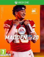 Xbox One Madden NFL 20 (nová)