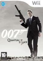 Nintendo Wii James Bond 007: Quantum of Solace
