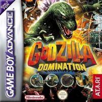 Nintendo GameBoy Advance Godzilla: Domination