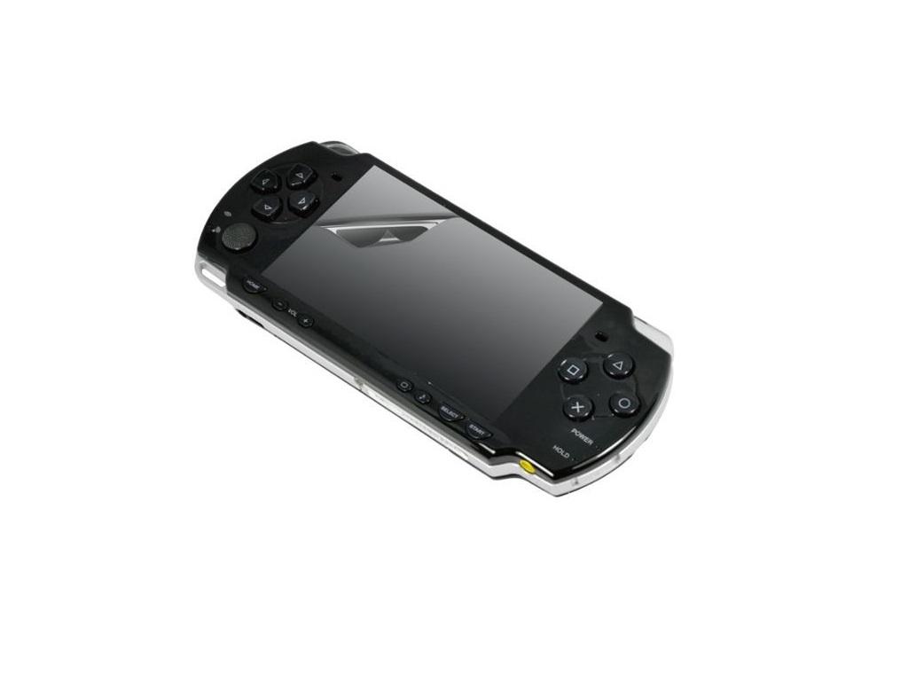 [PSP] Ochranná fólie na diplej (nová)