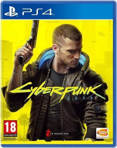 PS4 Cyberpunk 2077 (CZ) (Nová)