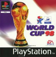 PSX PS1 World Cup France 98