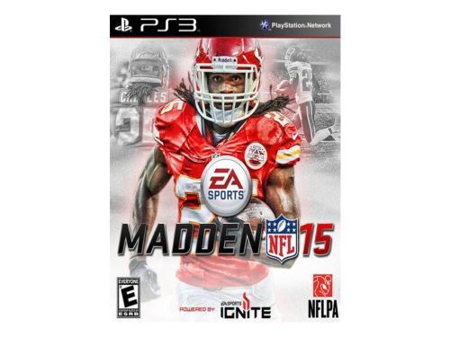 PS3 Madden NFL 15 2015