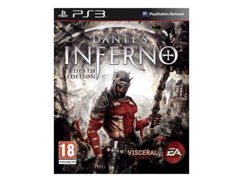 PS3 Dantes Inferno