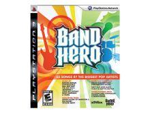 PS3 Band Hero (pouze hra)