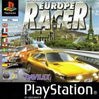 PSX PS1 Europe Racer