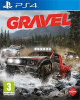 PS4 Gravel (nová)