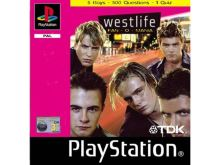 PSX PS1 Westlife Fan-o-Mania (1438)