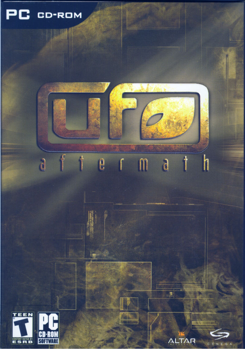 PC Level DVD - UFO: Aftermath