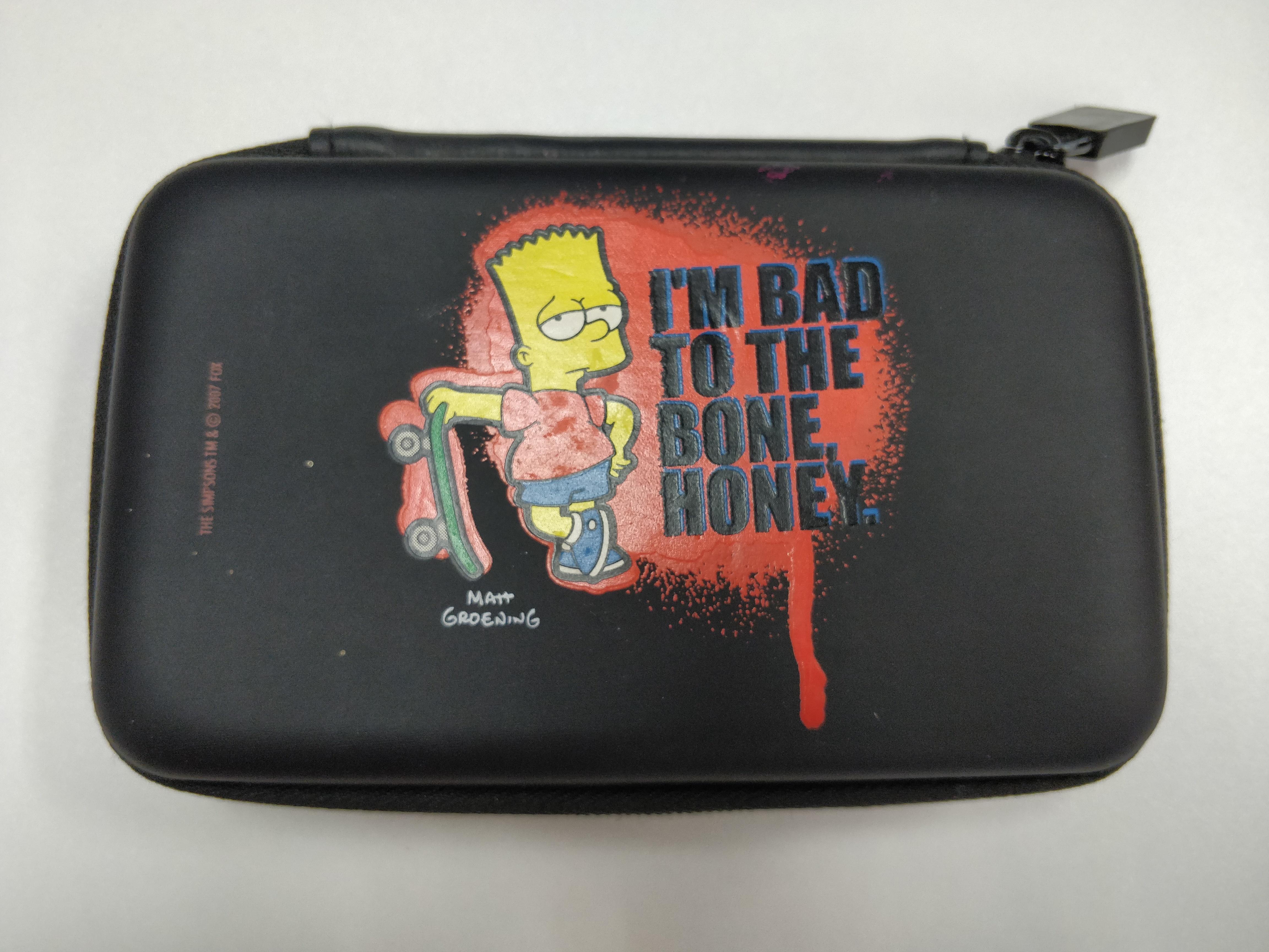 [Nintendo DS Lite] Pouzdro The Simpsons