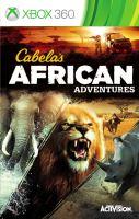 Xbox 360 Cabelas African Adventures (nová)