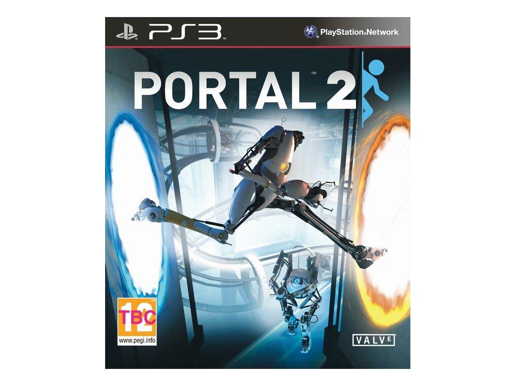 PS3 Portal 2 (nová)