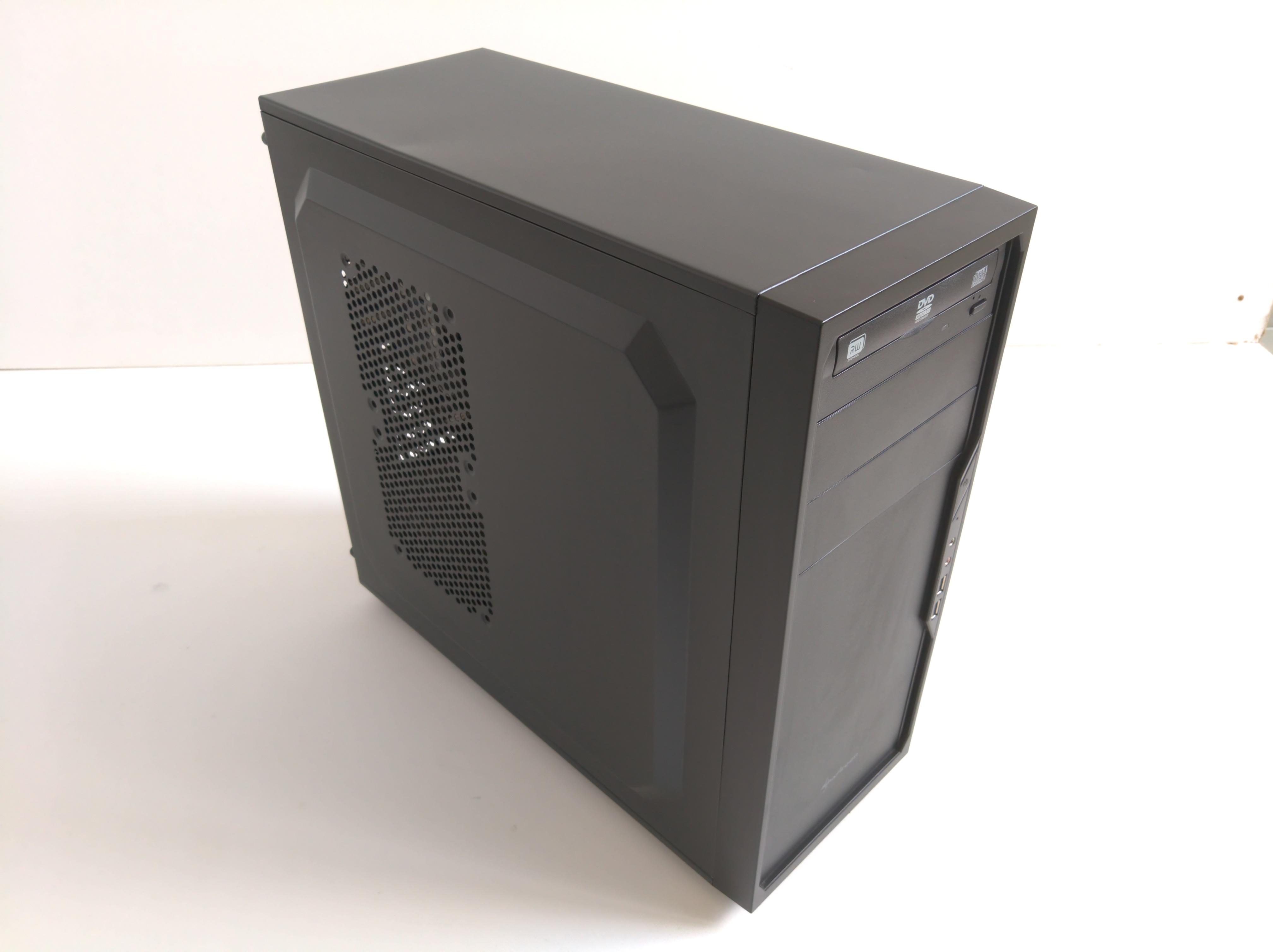 Stolní PC skládané (externí síťová karta)