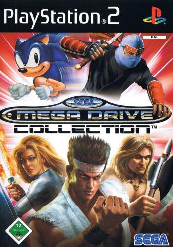 PS2 Sega Mega Drive Collection