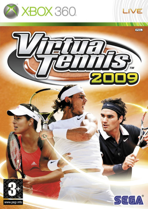 Xbox 360 Virtua Tennis 2009
