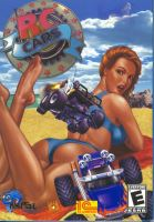 PC Doupě DVD - RC Cars (CZ)