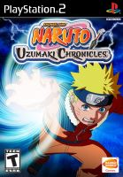 PS2 Naruto Uzumaki Chronicles (nová)