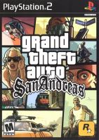PS2 GTA San Andreas Grand Theft Auto