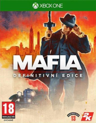 Xbox One Mafia Definitive Edition (CZ) (Nová)