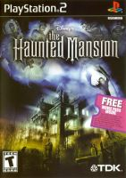 PS2 Disney'S The Haunted Mansion