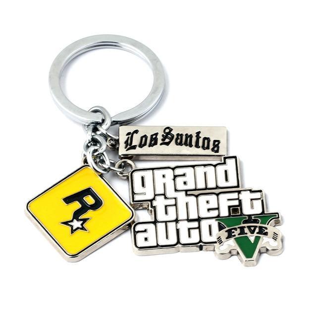 Přívěsek na klíče GTA 5 (nový)