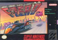 Nintendo SNES F-Zero