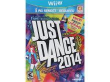 Nintendo Wii U Just Dance 2014
