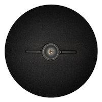 [PS2] Stojan Sony na Playstation 2 SLIM kruhový - černý (estetická vada)