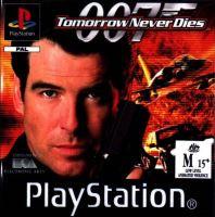 PSX PS1 007 James Bond Tomorrow Never Dies (2348)