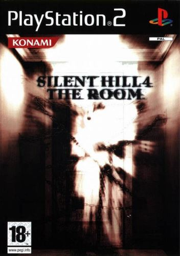 PS2 Silent Hill 4 The Room