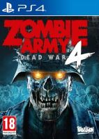 PS4 Zombie Army 4: Dead War (nová)
