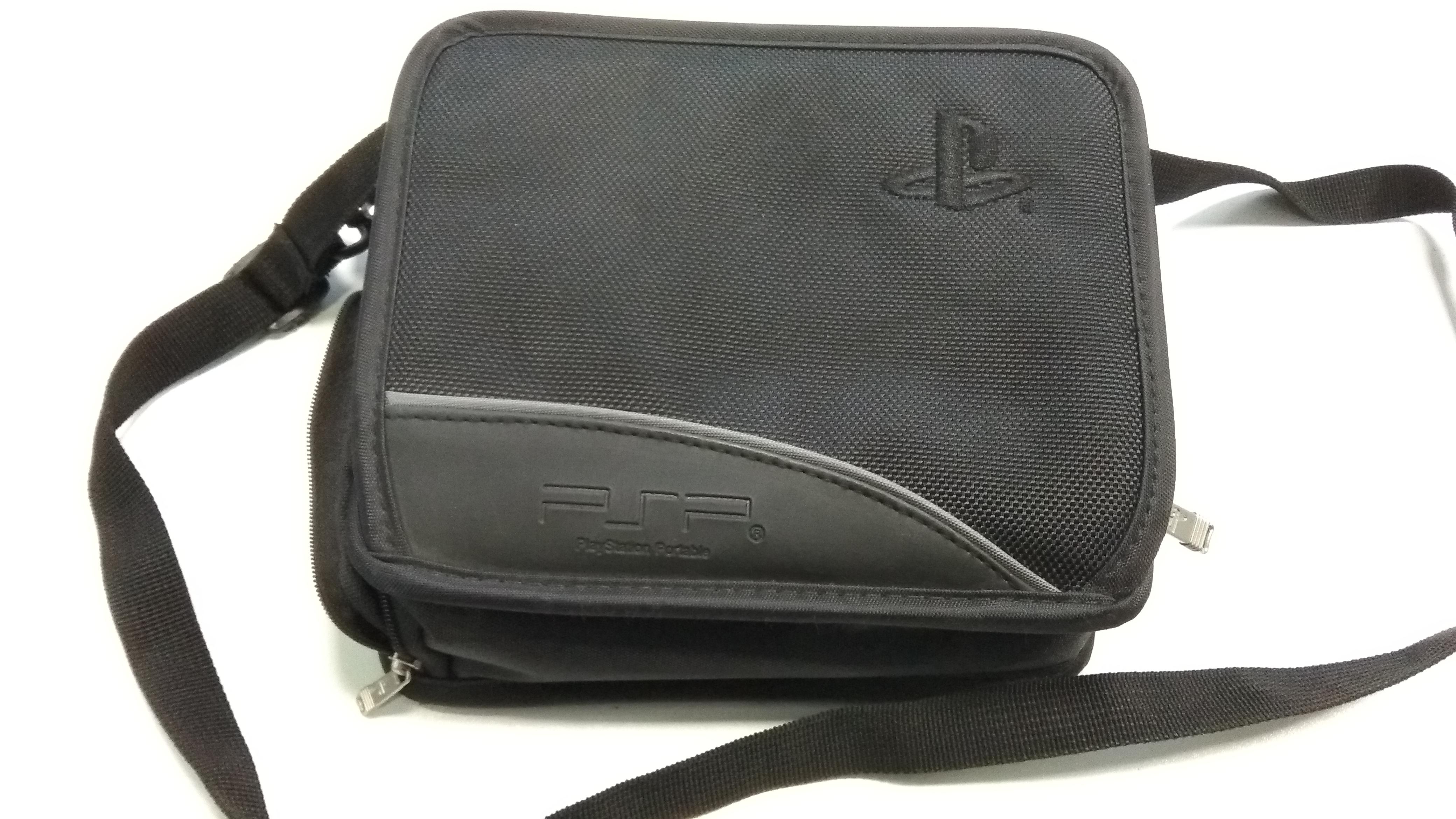 [PSP] Pouzdro Sony s popruhem