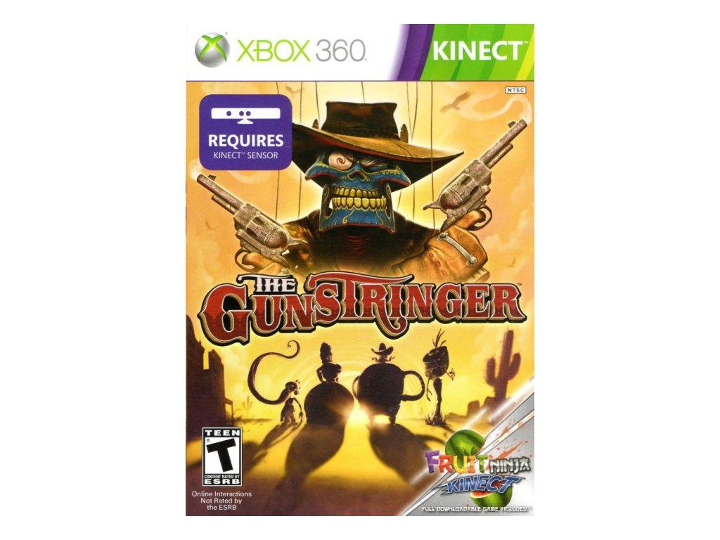 Xbox 360 Kinect The Gunstringer