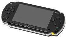PSP Portable Sony, 1003 WiFi - Černé (estetická vada)
