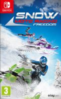 Nintendo Switch Snow Moto Racing Freedom (nová)