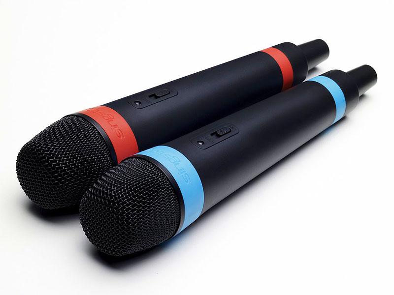 [PS2|PS3|PS4] mikrofon SINGSTAR bezdrátový