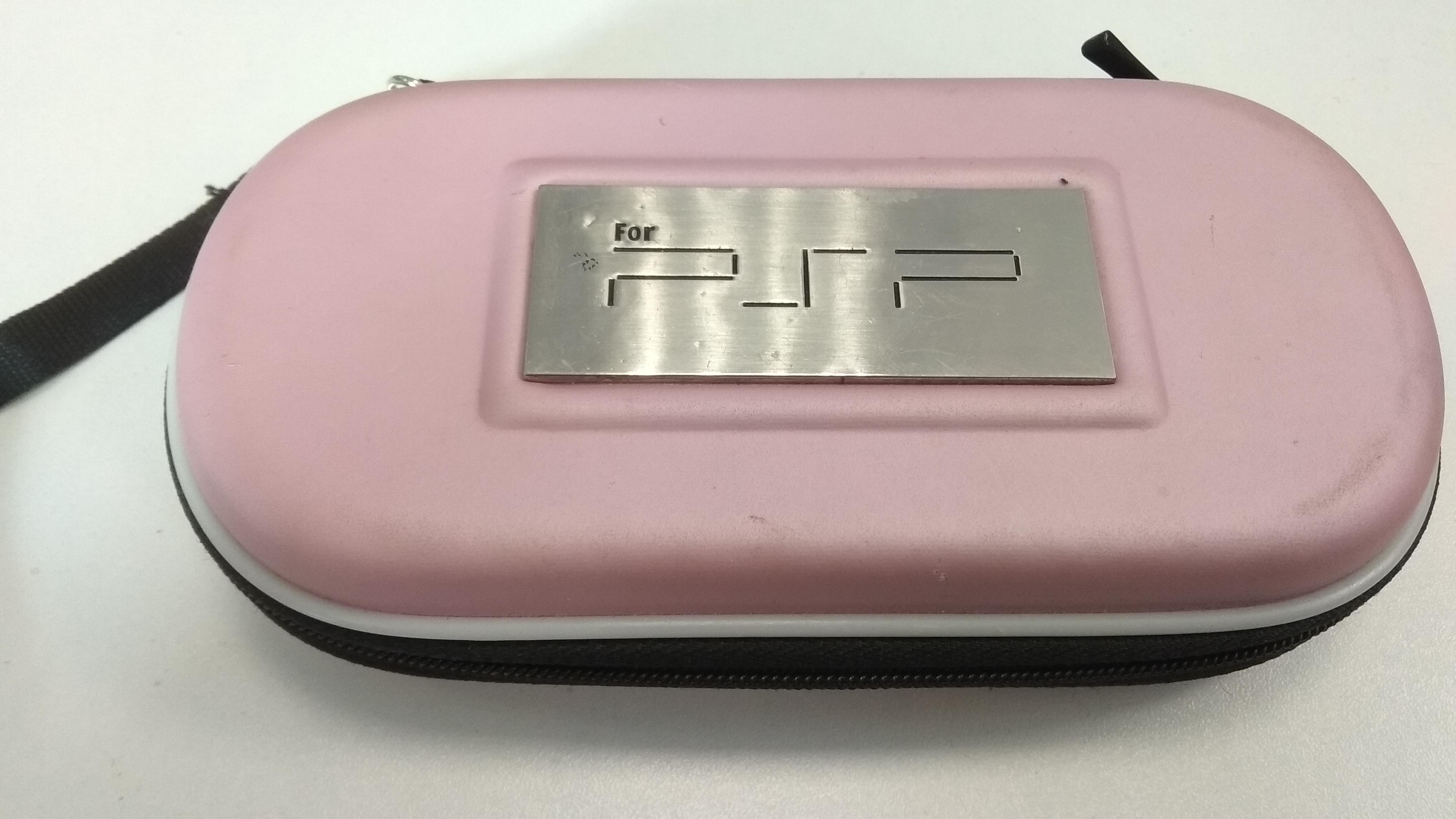 [PSP] Pouzdro růžové (estetická vada)