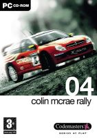 PC Colin Mcrae Rally 04 (CZ)